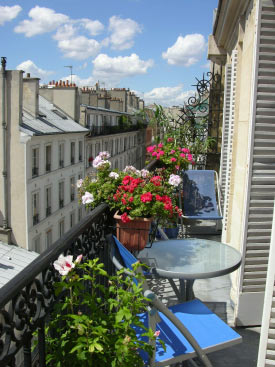 Appartement d'h�tes � Paris